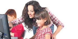 Cuidar hijos en Internet